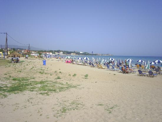 Hotel Macedonia: tsilivis beach