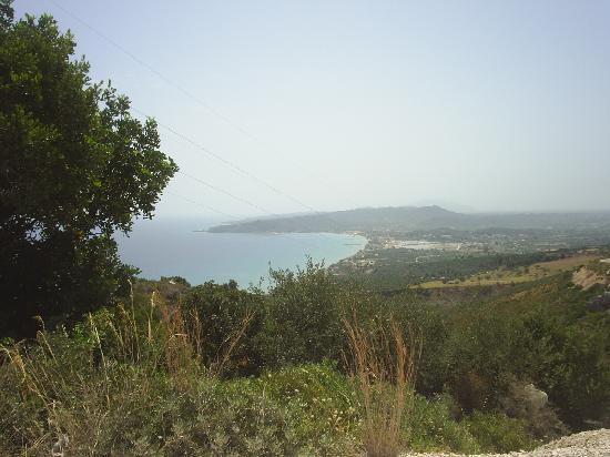 Hotel Macedonia: view