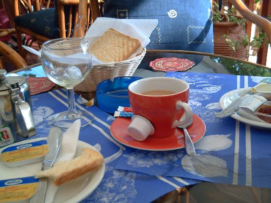 Hotel Astoria Sidari: bland breakfast