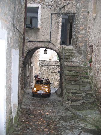 Casa Cambi : Fiat 500 rally