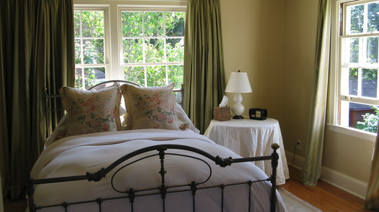 The Pebble Bed & Breakfast : very comfortable and beautiful