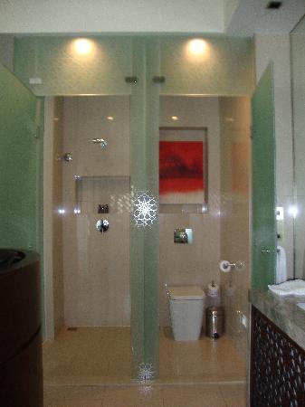 Manzil Downtown Dubai: Toilet & shower