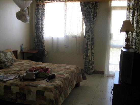 Kitale, Kenya: Bedroom with balcony