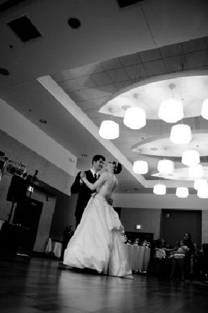 I Hotel & Conference Center: Our First Dance