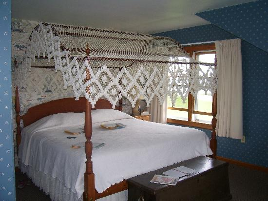 Rose Farm Inn: I had a great night sleep!