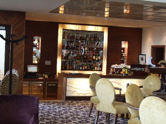 Hotel Monte Mulini: Bar