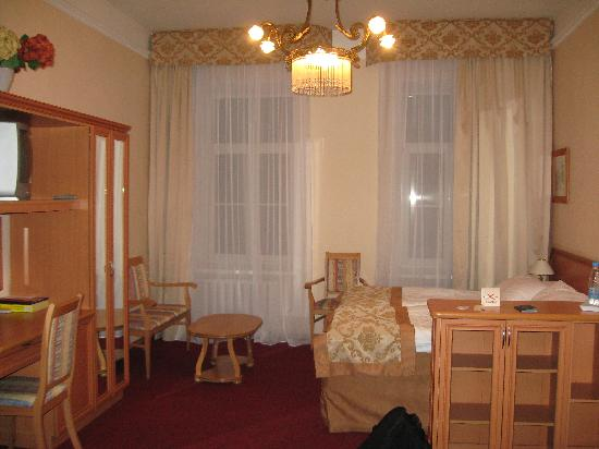 โรงแรม ปุชกา อินน์: Pushka Inn Room 21