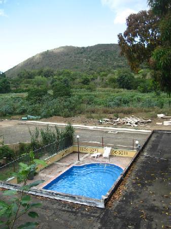Hotel Banos de Coamo: Piscina Termal