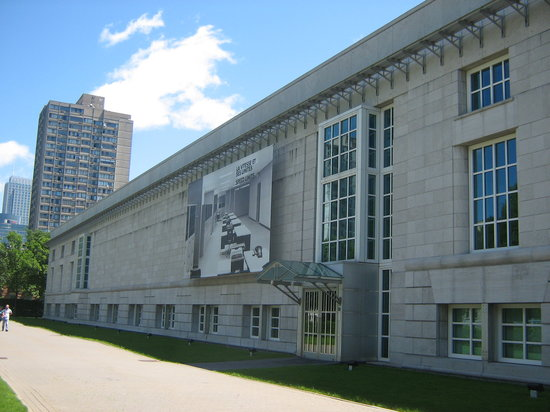 Canadian Centre for Architecture (Centre Canadien d'Architecture)