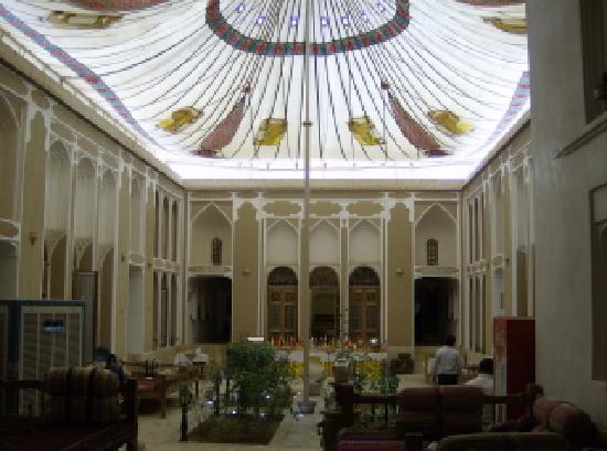 Fahadan Museum Hotel: Eating place