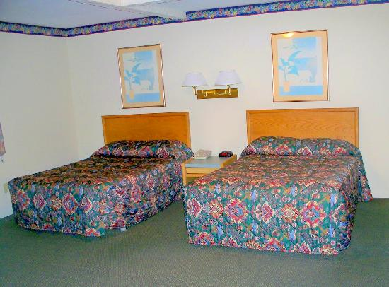 Econo Lodge Kalkaska : Double bed room