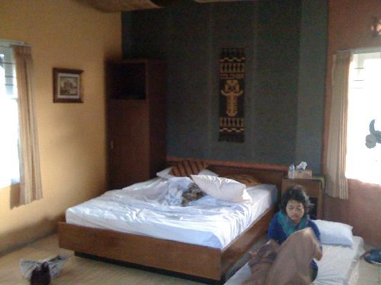 de Daunan Home and Garden Guest House: My sister's room - Waru