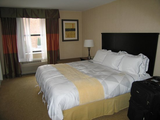 The Warwick Hotel Rittenhouse Square: Room view