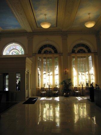 The Warwick Hotel Rittenhouse Square: Lobby
