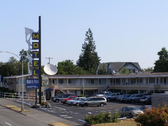 marco polo picture of marco polo motel seattle. Black Bedroom Furniture Sets. Home Design Ideas