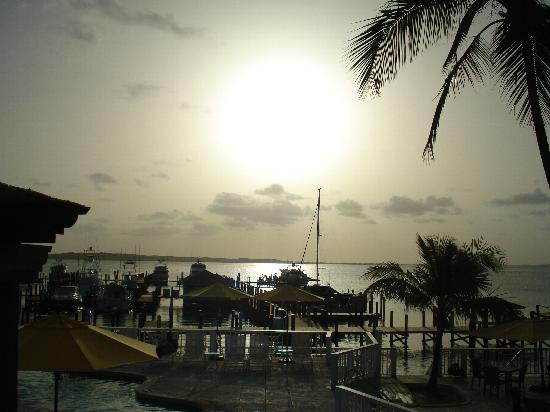 Romora Bay Resort & Marina: Ramora Bay Sunset