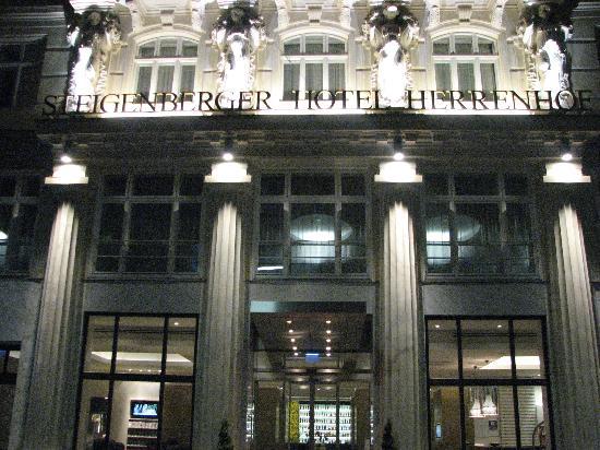 Steigenberger Hotel Wien Herrenhof