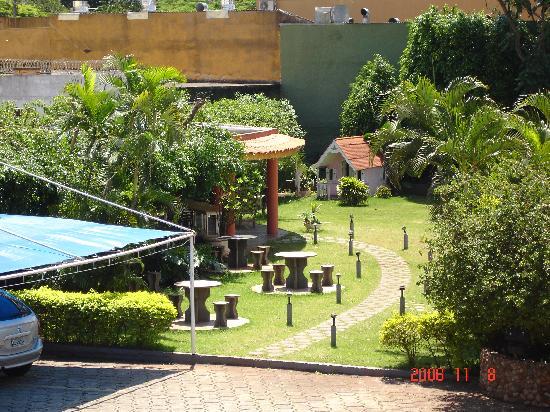 Hotel Foz do Iguacu: tipo parque del hotel- pequeño
