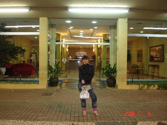Hotel Foz do Iguacu: entrada al hotel
