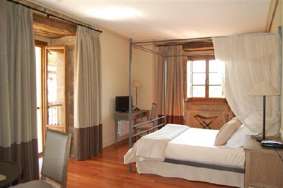 Palacio de Rubianes Hotel & Golf: Habitación