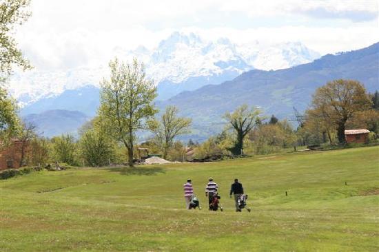 Palacio de Rubianes Hotel & Golf: Golf
