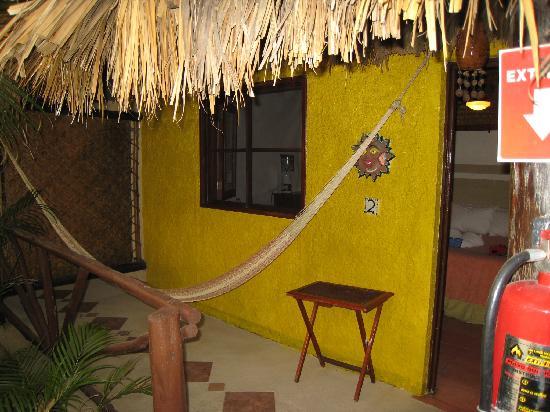Hotel Playa del Karma: Hammock