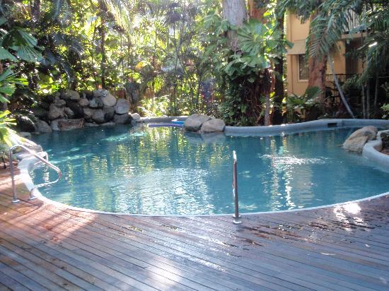 Palm Cove Tropic Apartments: heaven!