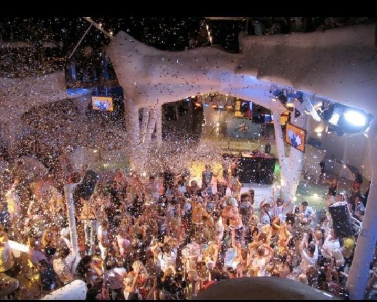 Arcadia district: Ibiza club, Arkadiya, Odessa
