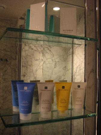 The Kensington Hotel: Produits spa