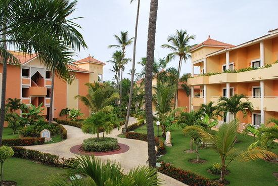 Grand Bahia Principe Bavaro: View from our room