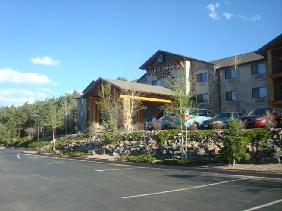 Comfort Suites Golden West on Evergreen Parkway: Colorado Gem!