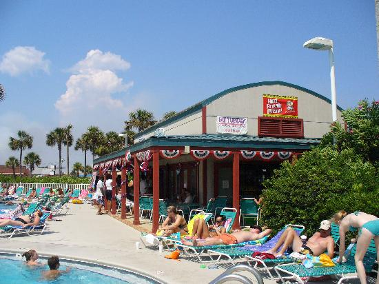 Long Beach Resort Hangout For Fast Food