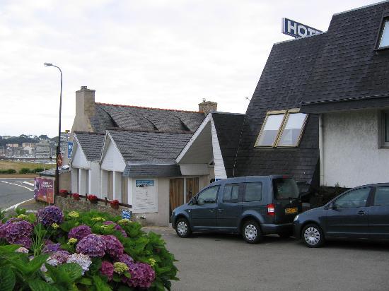 Hôtel Les Sternes : Vue réelle de l'hôtel