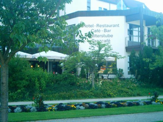 Mercure Hotel Bad Duerkheim an den Salinen: hotel cote parc