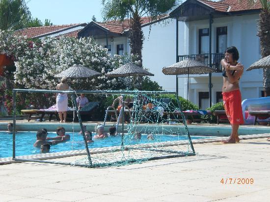 Seferihisar, Turkey: Séance d'aquagm