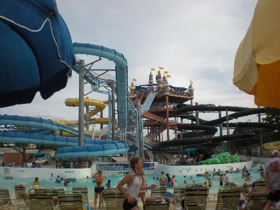 New Braunfels, Τέξας: Waterpark