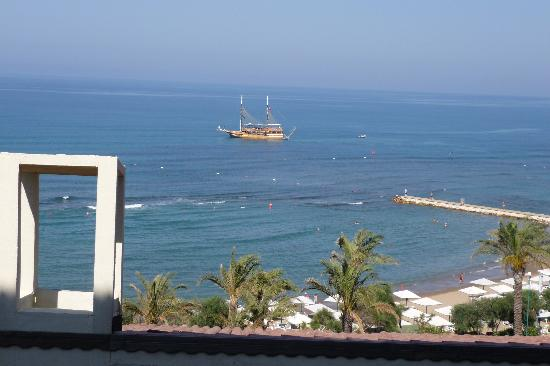 SENTIDO Perissia : View from 6th floor fabulous