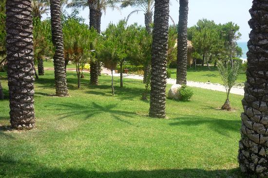SENTIDO Perissia : Hotel Gardens