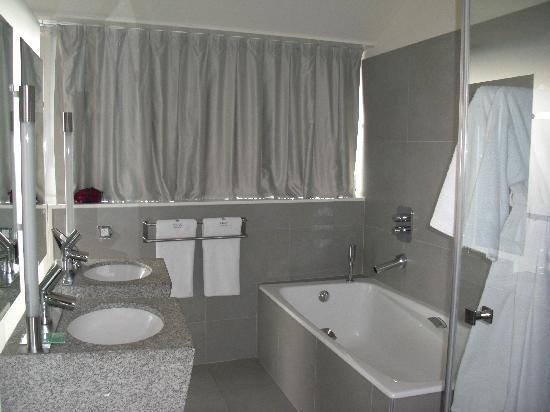 Michel Bras : Salle de bain