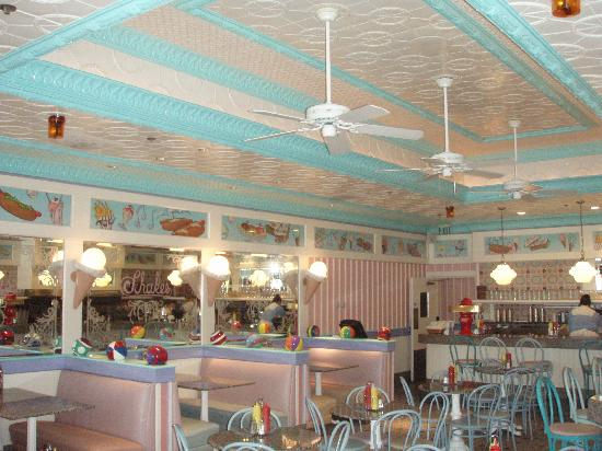 Disney's Beach Club Resort: Beaches and Cream