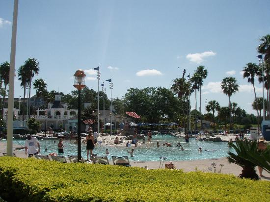 Disney's Beach Club Resort: Pool at Beach Club