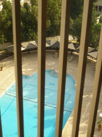 Le Meridien Al Khobar : Pool area