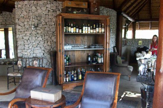 Londolozi Pioneer Camp: Londolozi's tastefully decorated Pioneer Camp