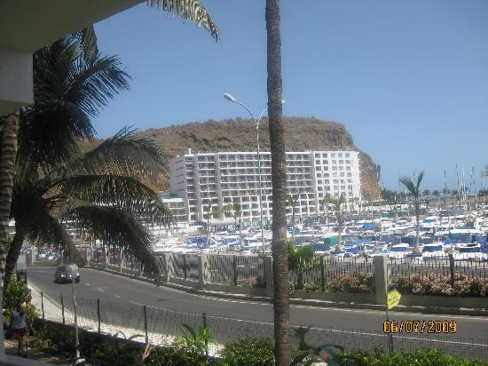 Living area picture of portonovo apartments puerto rico - Living in gran canaria ...