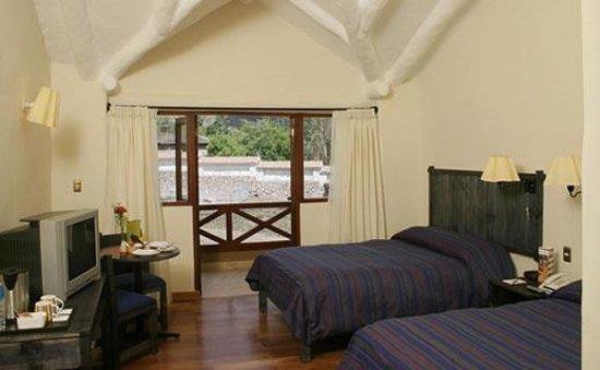 Casa Andina Premium Cusco: dormitório