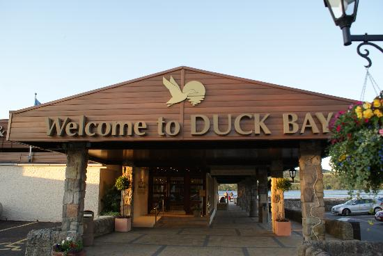 Duck Bay Hotel & Marina : The B&B