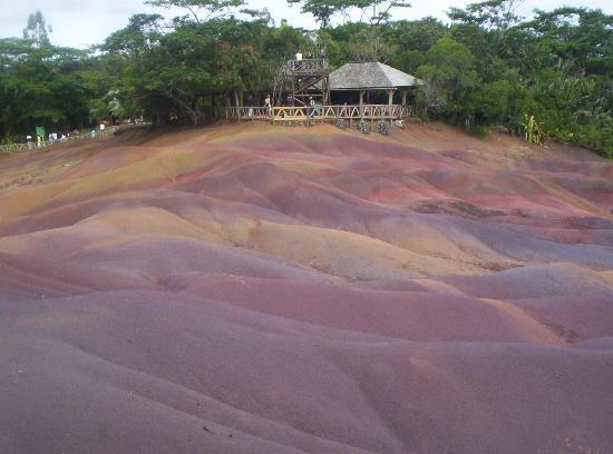 Maritim Resort & Spa Mauritius: tierra de los 7 colores
