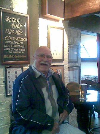 Charlie at York Brewery