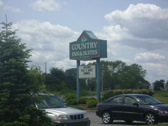 Country Inn & Suites by Radisson, Lewisburg, PA: Country Inn and Suites