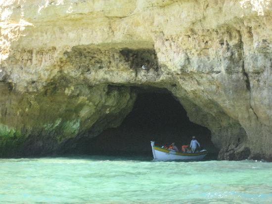 Vila Vita Parc Resort & Spa: Cave boat tour